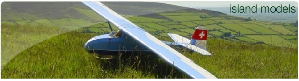IslandModels - RC Gliders / Sailplanes and planes quality short kits